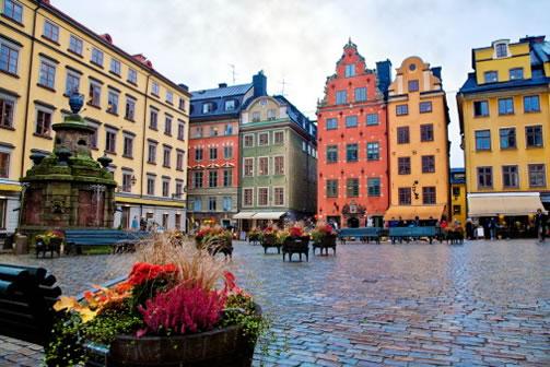 Все фото Швеции