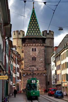 Город Базель (Швейцария)