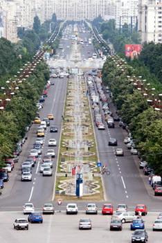 Дворец Народа в Бухаресте