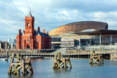 Кардифф - столица Уэльса