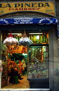 Сувениры из Каталонии