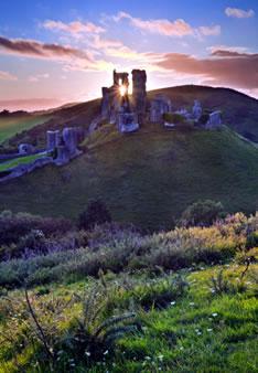 Замок Корф (Южная Англия)