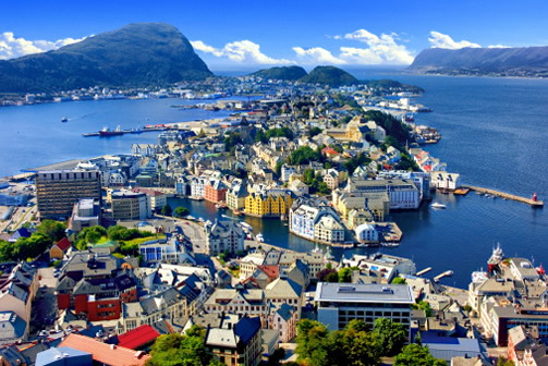 Фото Норвегии
