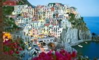 Лигурийское побережье Италии