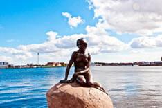 Русалочка – символ Копенгагена