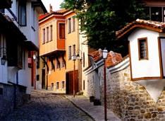 Город Пловдив (Болгария)