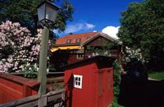 Скансен – парк-музей в Стокгольме