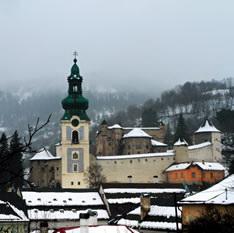 Отдых зимой в Словакии