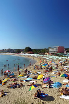 Курорт Созополь (Болгария)