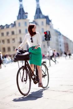 Велосипеды в Дании. Как Дания стала велосипедной нацией