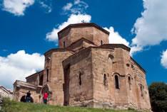Храм Джвари (Мцхета, Грузия)
