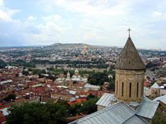 Путешествие в Тбилиси (Грузия)