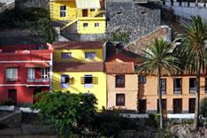Остров Ла-Гомера в Испании