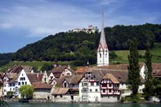 Город Штайн ам Райн (Швейцария)