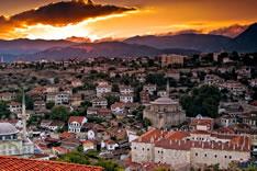 Город Сафранболу (Турция)
