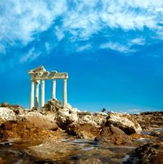 Курорт Сиде (Турция)