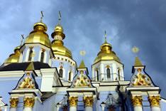 Михайловский монастырь в Киеве