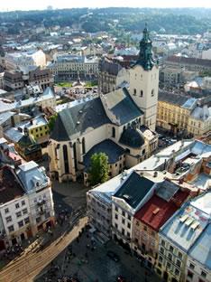 10 мест Украины, которые нужно увидеть