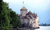 Шильонский замок ФОТО (Люцерн, Швейцария)