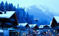 Фото Гштаада (Швейцария)