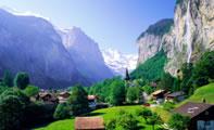 Лаутербрюннен ФОТО (Швейцария)