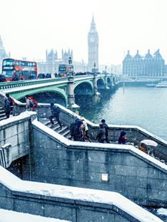 Климат и погода в Лондоне
