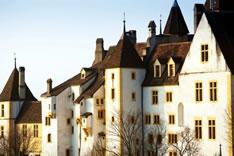 Город-замок Невшатель (Швейцария)
