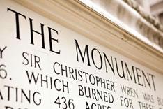 Монумент Великому Лондонскому пожару