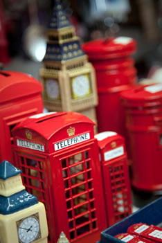 Сувениры из Лондона