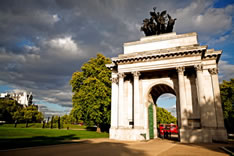 Арка Веллингтона в Лондоне