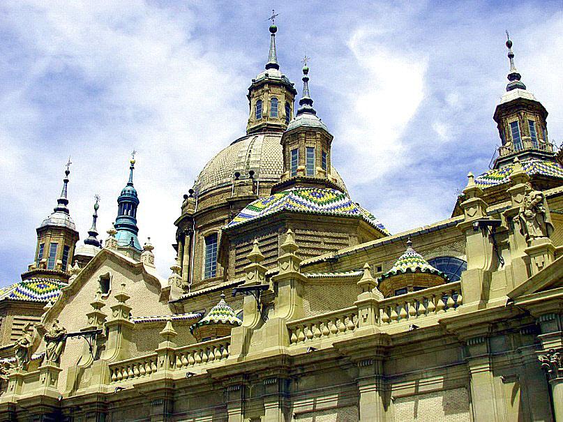 Все об Испании: Сарагоса