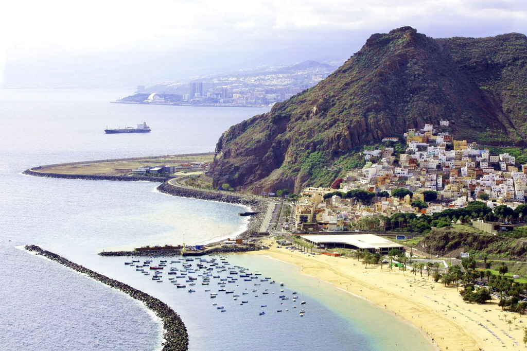 Погода в Испании: Тенерифе