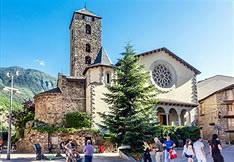 Андорра Ла Велла - столица Андорры