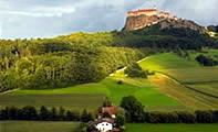 Замок Ригерсбург в Штирии (Австрия)