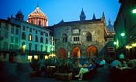 Очаровательный город Бергамо