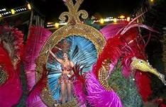 Знаменитые карнавалы Европы
