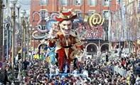 Карнавал в Ницце