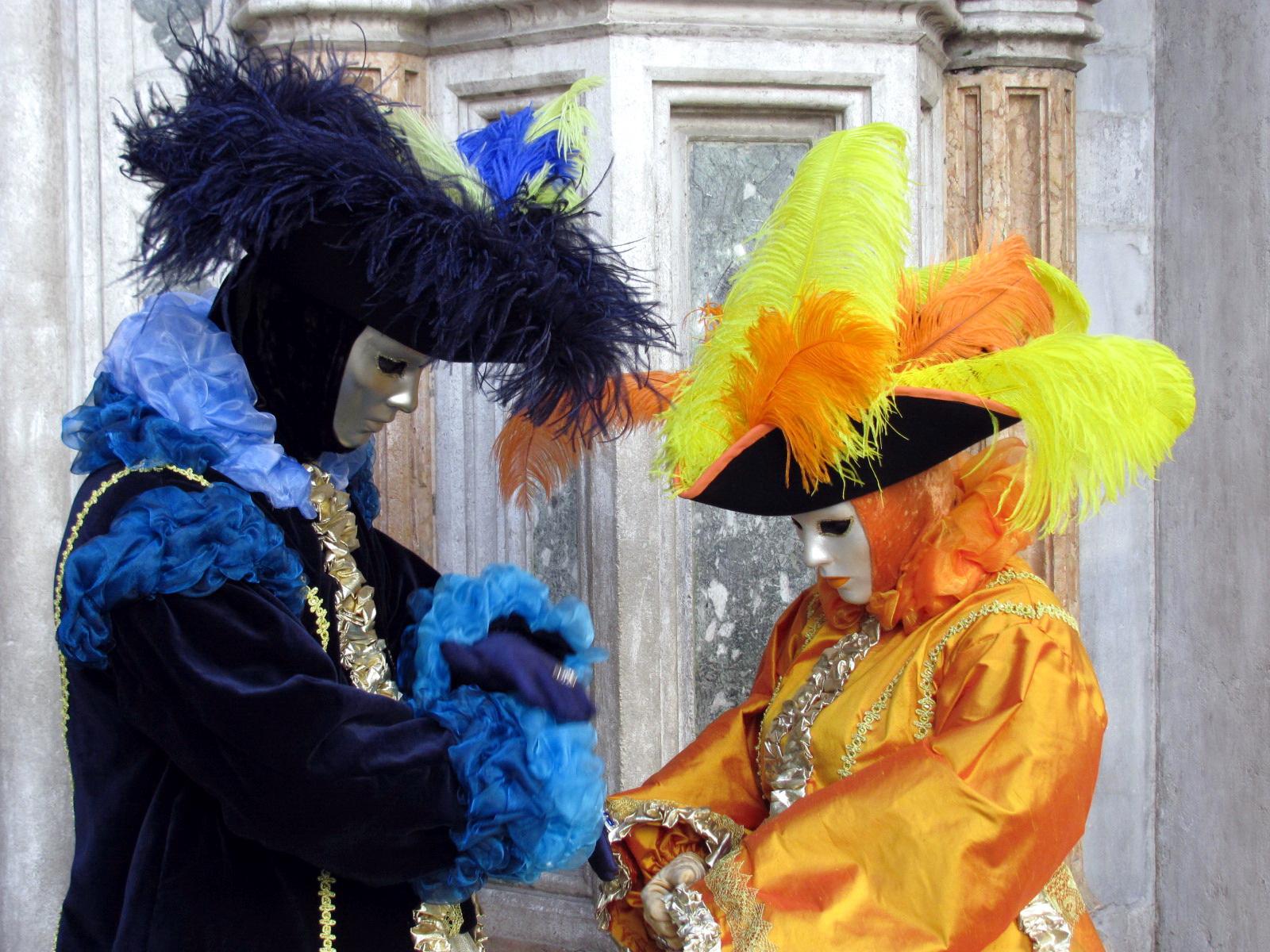 Зимние карнавалы Европы