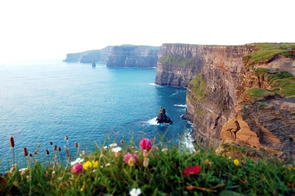 Утесы Мохер - природная жемчужина Ирландии