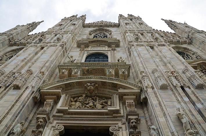 Милан, собор