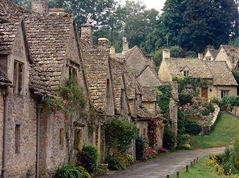 Деревня Бибери фото