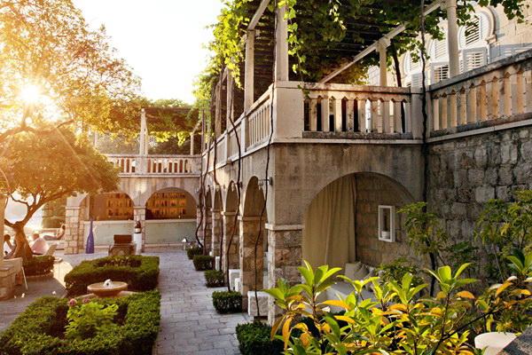 Отель Grand Villa Argentina в Дубровнике