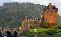 Замок Эйлен-Донан (Шотландия)