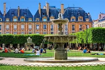 Площадь Вогезов (Париж)