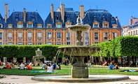 Площадь Вогезов, Париж