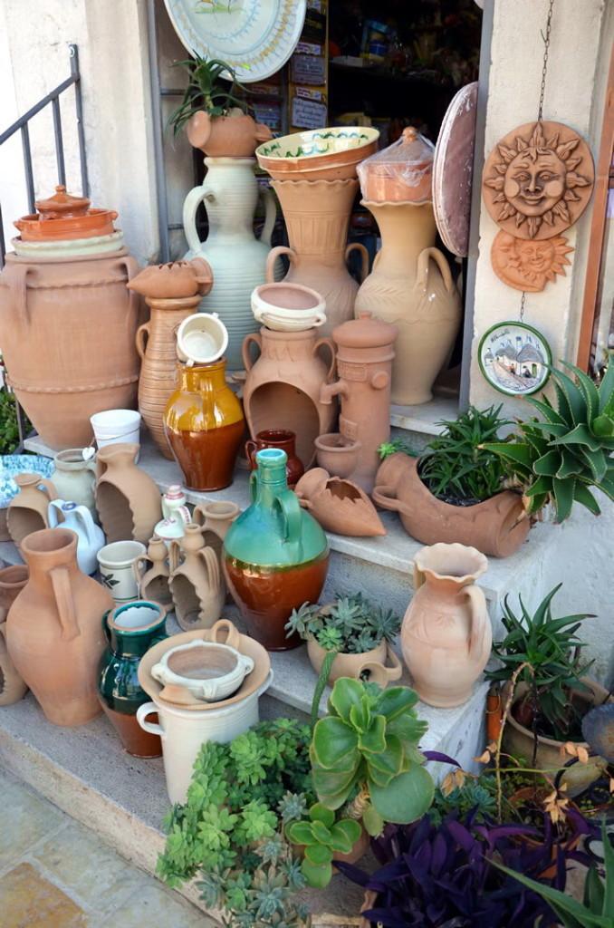 Сувениры из Италии (Italy souvenirs, Alberobello)