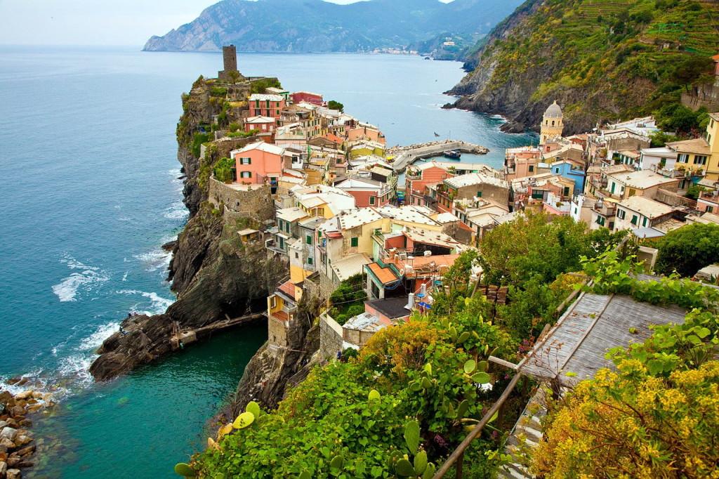 Чинкве-Терре (Италия)