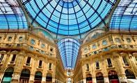 Милан: Галерея Виктора Эммануила II