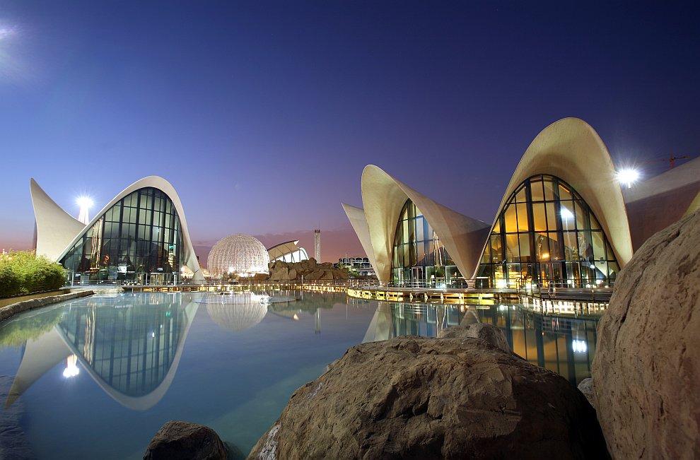 Город наук и искусств (Валенсия)