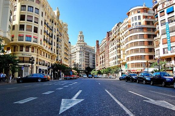Город Валенсия, Испания